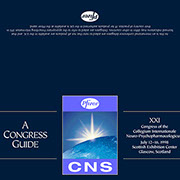 Pfizer CNS CINP Congress Materials