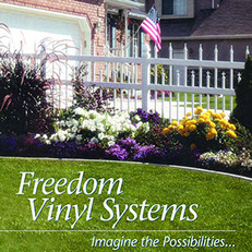 Freedom Vinyl Systems 12-Page Brochure